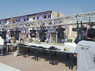 Events management, Catering, national day, food, Flag Day